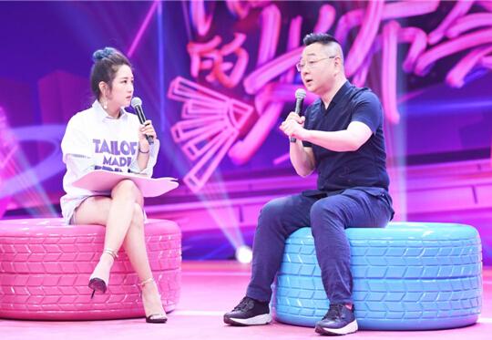 张绍刚首次回应与撒贝宁不合传闻