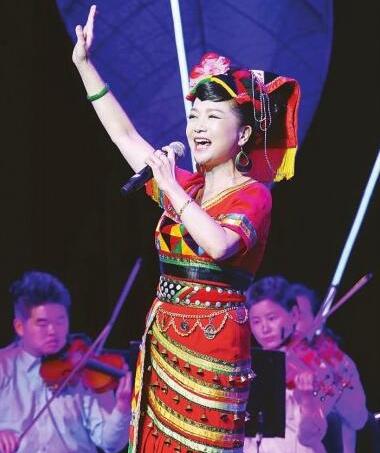 把魅力西南的音符留在上海