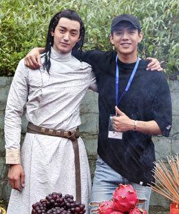 剧版《西游记女儿国》开机 新晋演员刘名凯王宥钧亮眼加盟