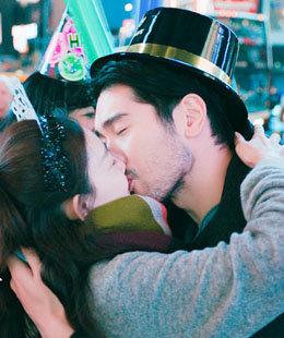 王丽坤高以翔地铁激吻 《情遇曼哈顿》大反转敌人变情人