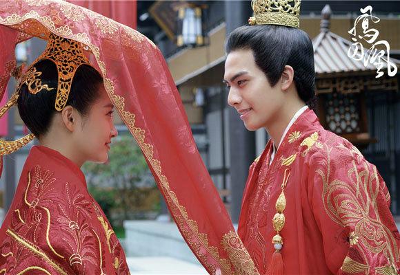 《凤囚凰》初融夫妇魏国大婚 宋威龙深陷多重情感纠葛