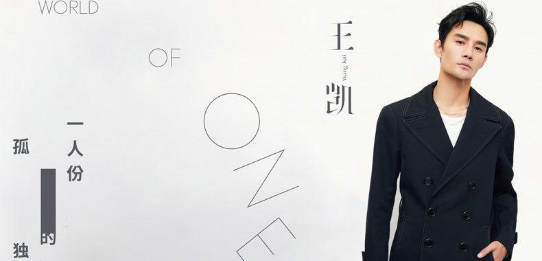 王凯首张个人音乐作品《画外音》即将上线