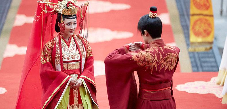 吴茉彤《古剑二》出嫁付辛博 公主悔婚戳泪点
