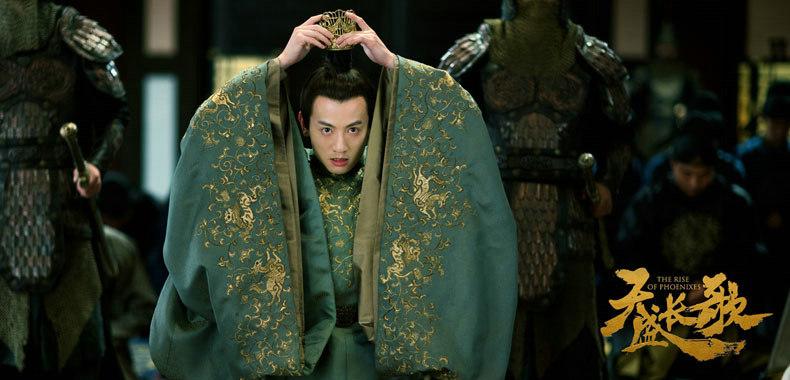 是安《天盛长歌》换诏书中圈套 被贬庶民摘皇冠演技炸裂