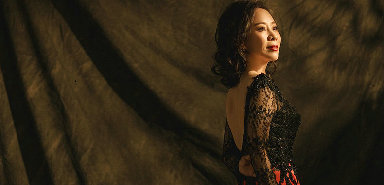 女高音歌唱家张立萍歌剧咏叹调专辑《威尔第咏叹调》
