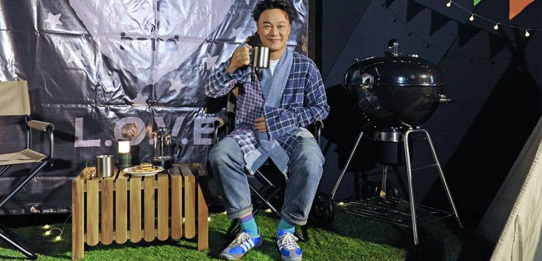 陈奕迅举办新专辑分享会 《L.O.V.E.》下半年和大家见面