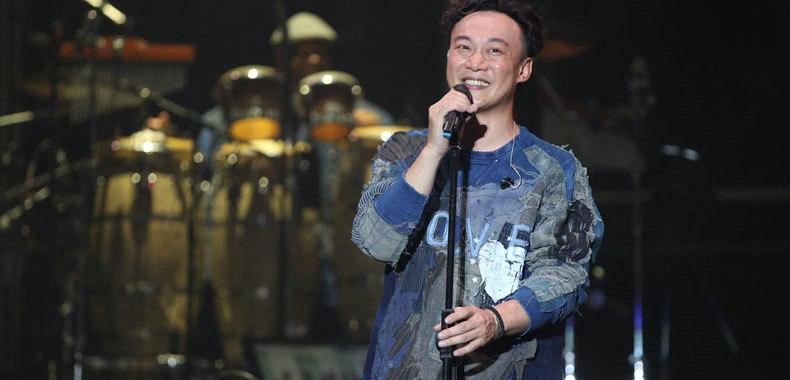 陈奕迅摩天轮下打造最有「爱」的音乐会