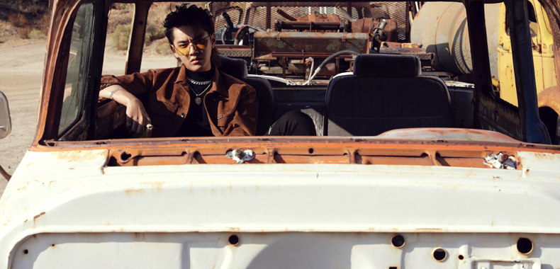 """吴亦凡首张专辑《Antares》正式上线 高质作品展""""凡式""""音乐美学"""