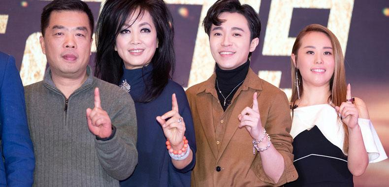 吴青峰确认首发《歌手》2019 现身发布会畅聊内心感受