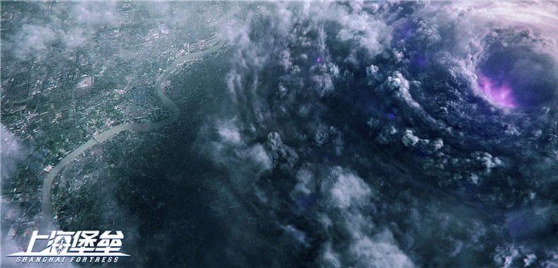 电影《上海堡垒》首曝预告 上海成为未来战场