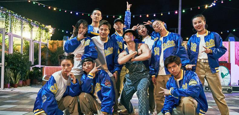 吴建豪加入《这!就是街舞2》 为争毛巾化身Battle狂魔
