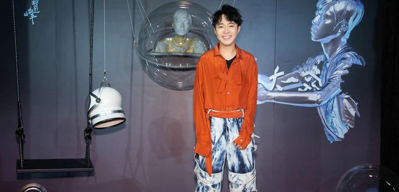 吴青峰《太空》震撼来袭 全新专辑《太空人》即将发行