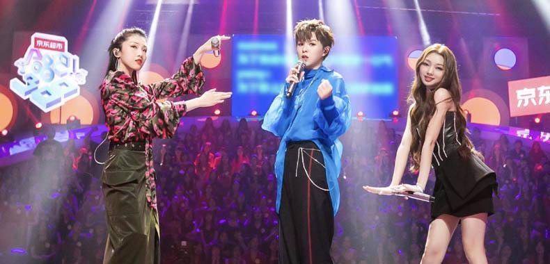 《合唱吧!300》火箭少女101对抗声入人心男团