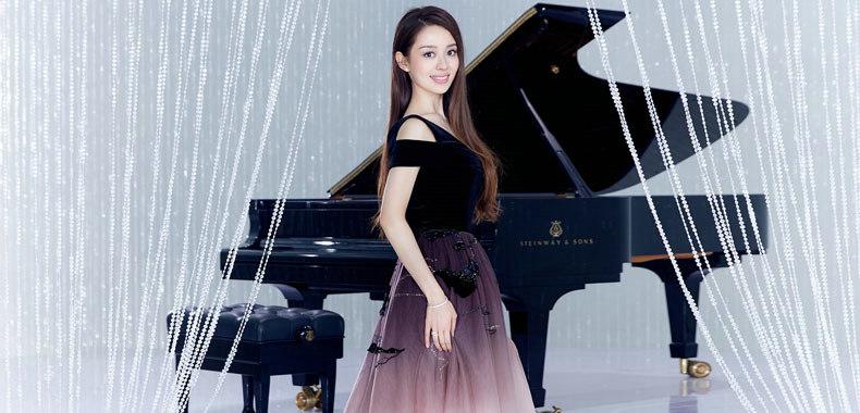 钢琴公主吉娜・爱丽丝首支唱作单曲《不灭的烟火》上线