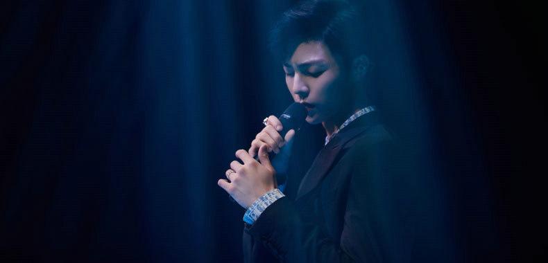 "TME live 陈立农""格格不入""全新专辑首唱会热力举办"