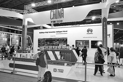 伊兹密尔国际博览会 中国科技产品受青睐