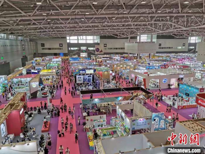 今年全球玩具业首个大型展会深圳开锣逾1400展商参展