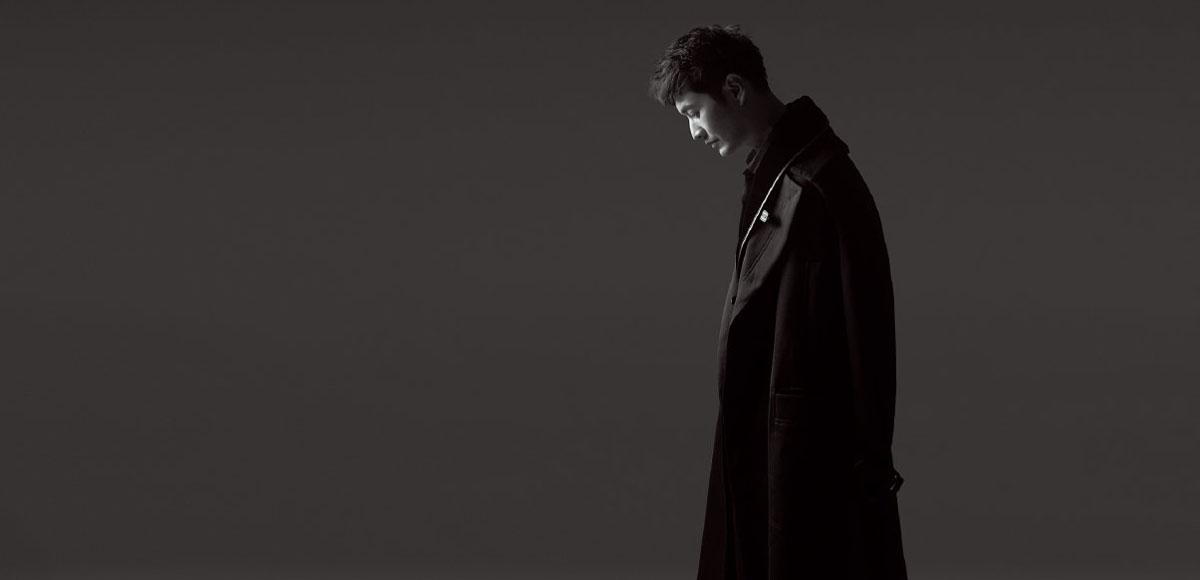 黄晓明《时装男士》12周年封面时尚大片
