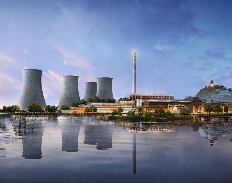 北京首钢园香格里拉酒店项目合作正式签署