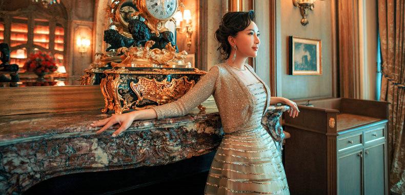 ANNA HU成为法国高定公会首位受邀华裔女性珠宝艺术家