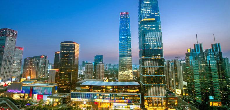上新了!国贸 国贸商城新区引领品质新风尚