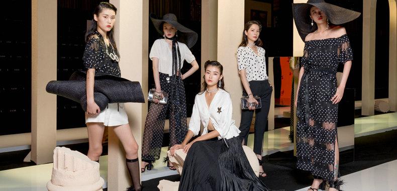 以重塑繁复美学引领潮流 XG2020夏新品带你感受时尚新格调