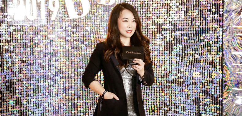著名高级时装设计师Grace Chen获得罗博之选年度设计师奖