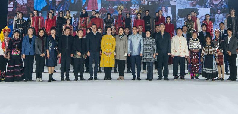 依文,以时尚的方式致敬中国手工艺