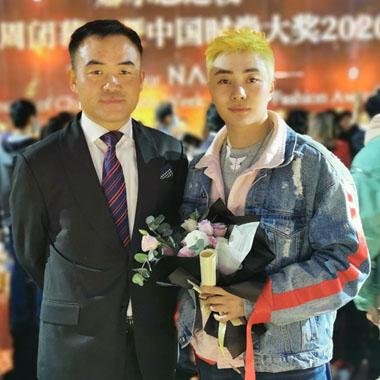 CHICCO MAO 荣获中国时尚品牌大奖