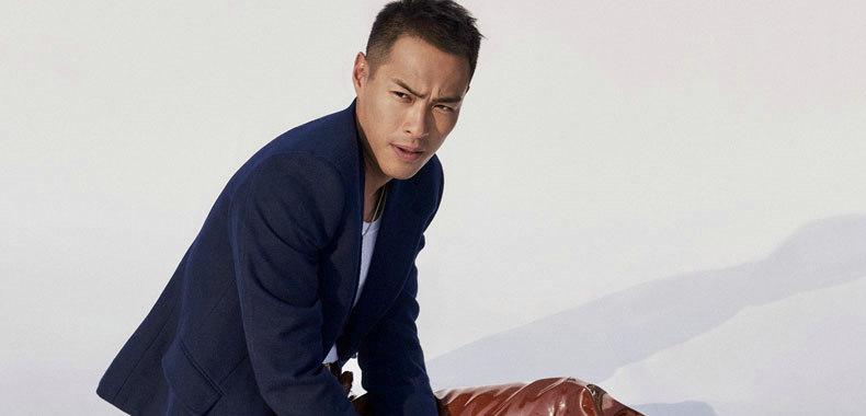 杨�v宁《VOGUE》六月刊时尚大片 诠释型男魅力