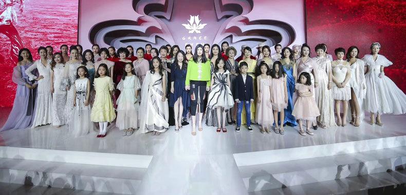 让世界认识中国美的GRACE CHEN,开启下一个十年 即将推出男装