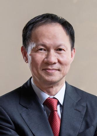 东亚中国执行董事兼行长何舜华先生