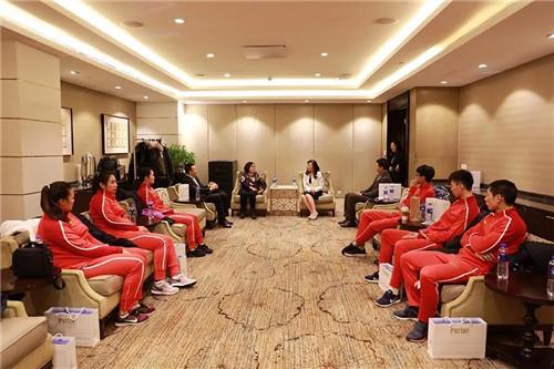 中国国家田径队捷报频传 联袂尚赫传递健康理