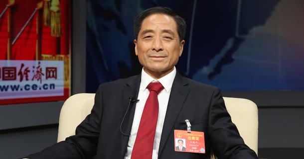 全国人大代表王能干做客中国经济网