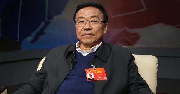 全国政协委员吉平做客中国经济网