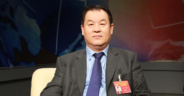 全国政协委员张斌做客中国经济网