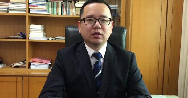 浙江云和农商银行业务管理部总经理 虞昶