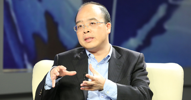 中国人民大学重阳金融研究院高级研究员 董希淼