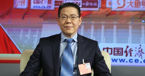 全国人大代表孙登峰做客中国经济网