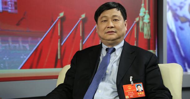 全国人大代表欧阳武做客中国经济网