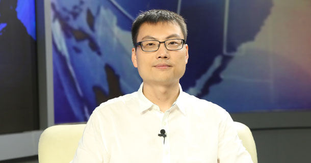 中国社科院金融研究所法与金融研究室副主任 尹振涛
