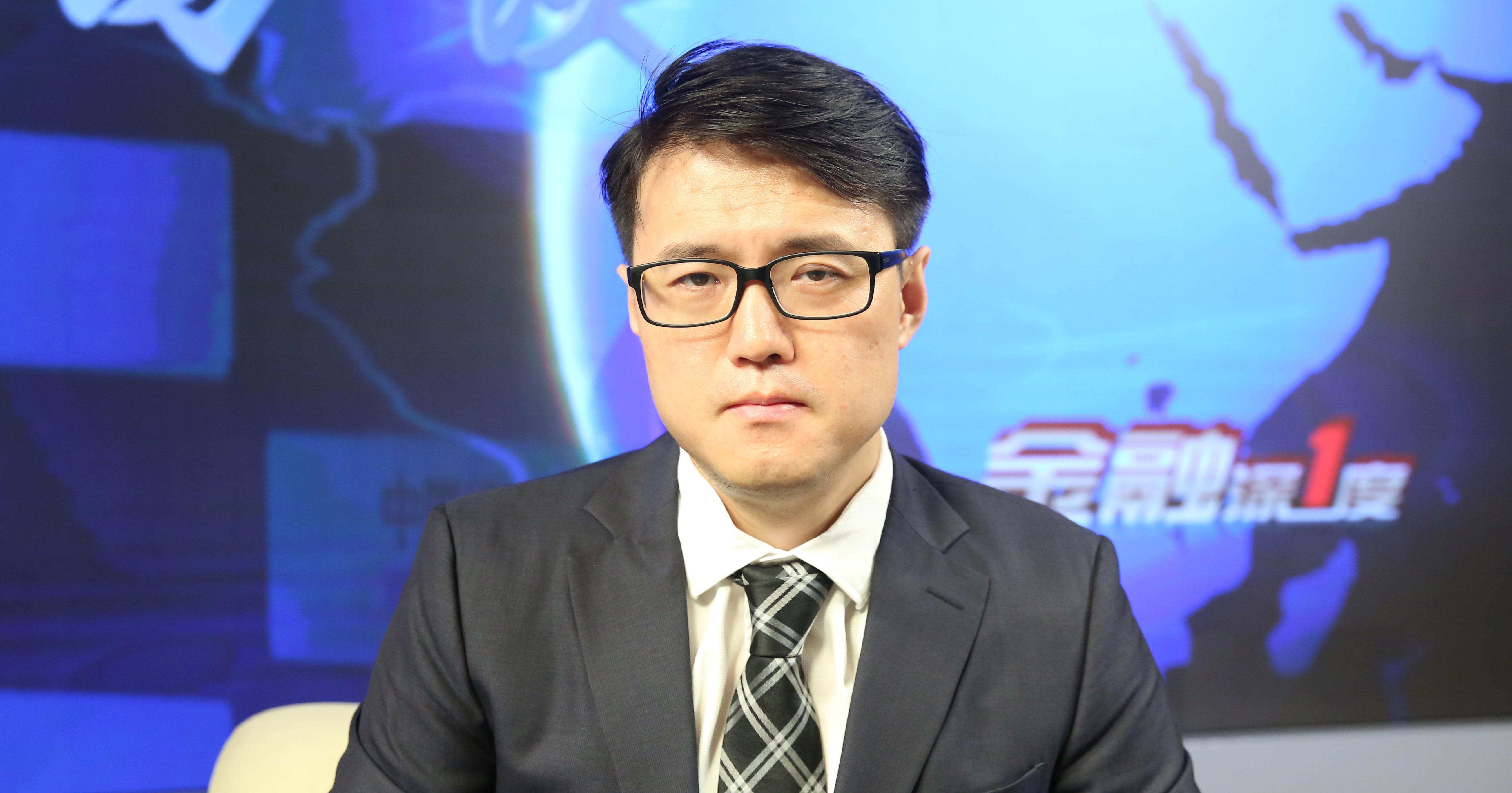 中化能源科技有限公司副总经理 于瀛蛟