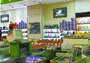 超市外租区成山寨聚集地