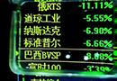 """全球股市""""流感""""蔓延"""