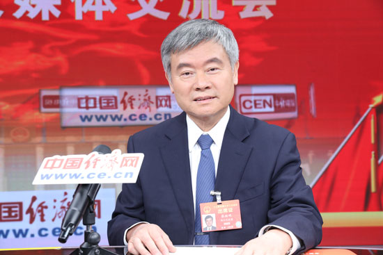 蔡继明代表媒体交流会:聚焦土地制度改革、网约车等热点