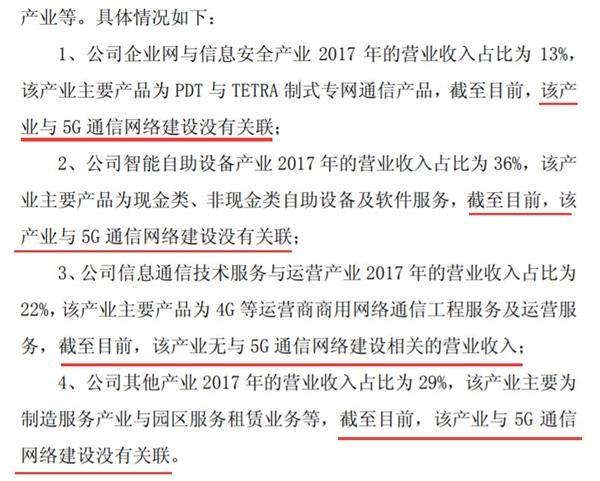 """十倍股东方通信发年报 """"5G""""一词消失得无影无踪"""