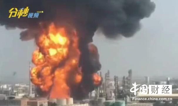 """珠海长炼石化发生大爆炸 企业曾着过大火且长期""""带病""""生产"""