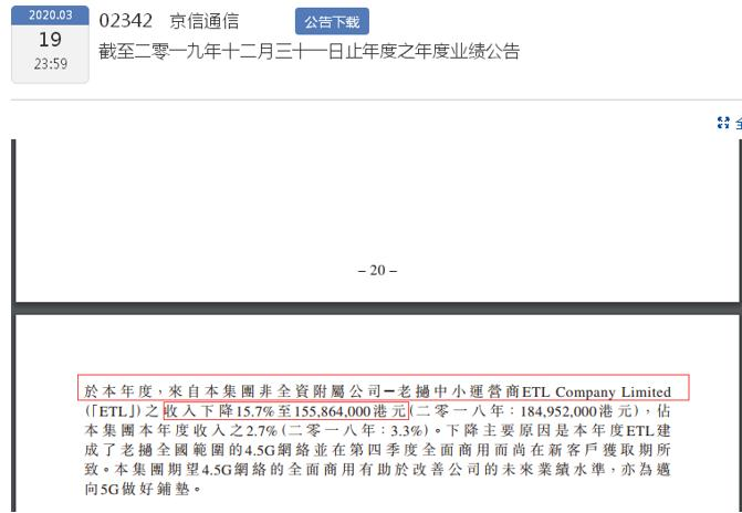 """京信通信六年来年度业绩""""三起三落"""":去年扭亏为盈、上三年纯利大幅下滑"""