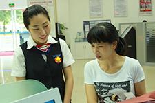 交通银行珠海体育中心支行:服务中无声胜有声