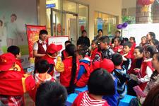 普惠金融:兴业银行社区支行联合《江西晨报》开展小记者采访活动,致力金融启蒙教育